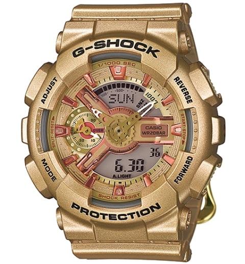Casio G-Shock GMA-S110GD-4A2
