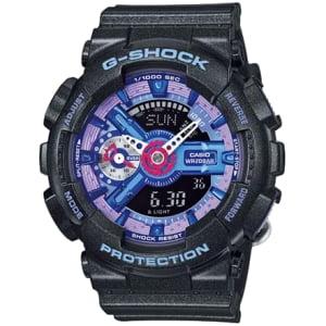 Casio G-Shock GMA-S110HC-1A - фото 1