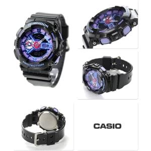 Casio G-Shock GMA-S110HC-1A - фото 4