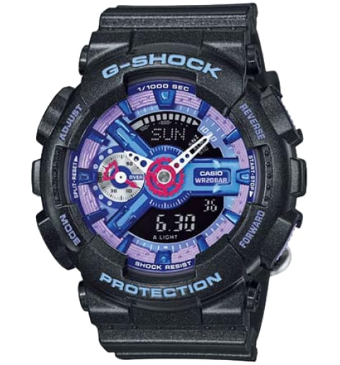 Casio G-Shock GMA-S110HC-1A