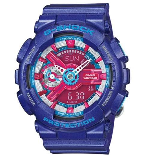 Casio G-Shock GMA-S110HC-2A