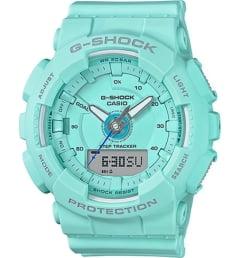 Casio G-Shock GMA-S130-2A с шагомером