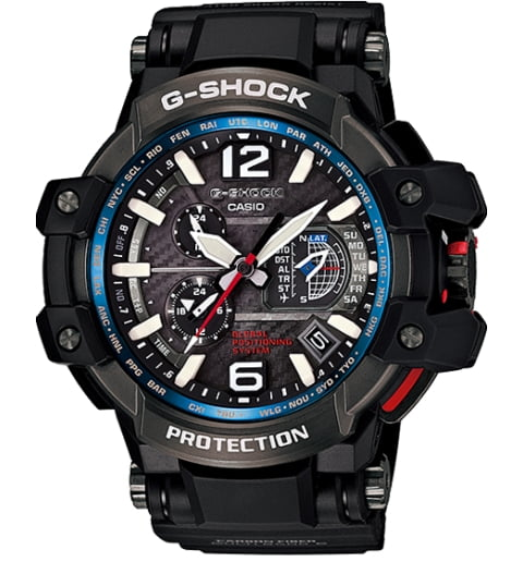 Часы Casio G-Shock GPW-1000-1A с GPS