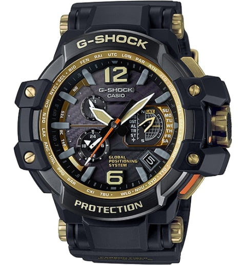 Часы Casio G-Shock GPW-1000GB-1A с GPS
