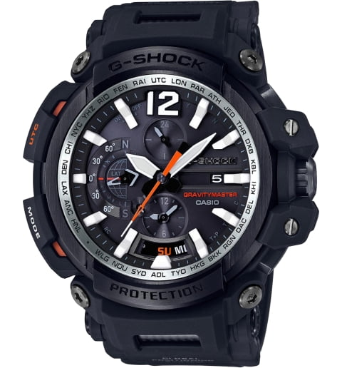 Часы Casio G-Shock GPW-2000-1A с GPS