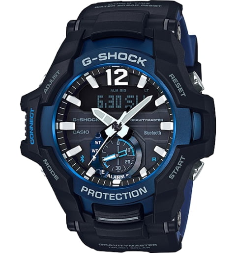 Часы Casio G-Shock GR-B100-1A2 с Bluetooth