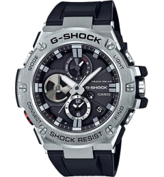 Casio G-Shock GST-B100-1A с секундомером