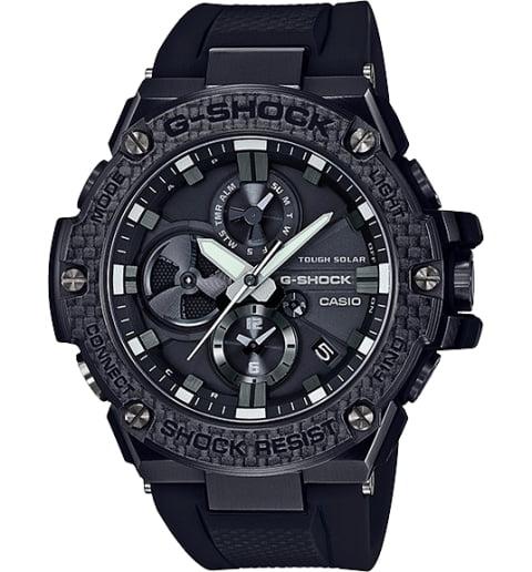 Карбоновые часы Casio G-Shock GST-B100X-1A