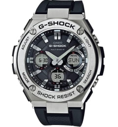 Casio G-Shock GST-W110-1A с секундомером
