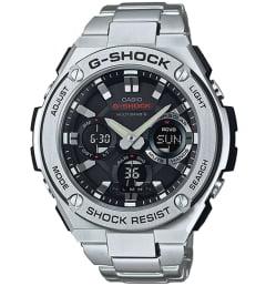 Casio G-Shock GST-W110D-1A с мировым временем