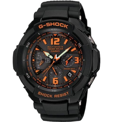 Часы Casio G-Shock GW-3000B-1A AVIATOR