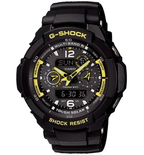 Часы Casio G-Shock GW-3500B-1A AVIATOR
