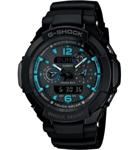 Часы Casio G-Shock GW-3500B-1A2 AVIATOR