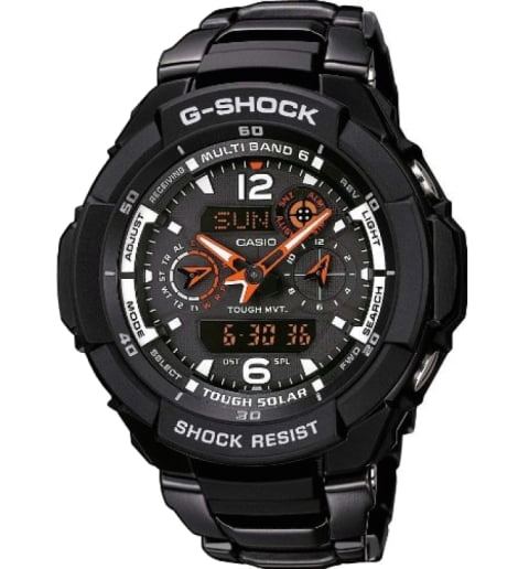 Часы Casio G-Shock GW-3500BD-1A AVIATOR