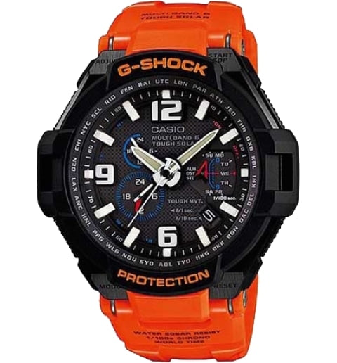 Часы Casio G-Shock GW-4000R-4A AVIATOR