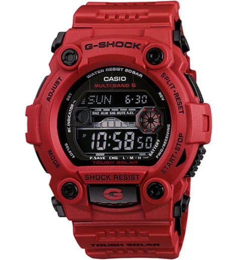 Casio G-Shock GW-7900RD-4E
