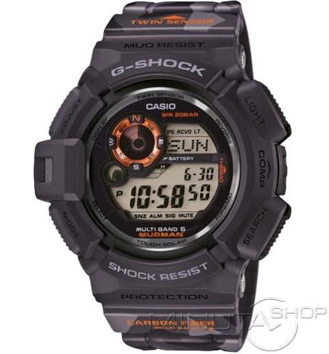 Часы Casio G-Shock GW-9300CM-1E с компасом