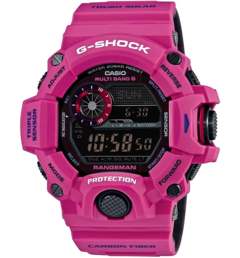 Часы Casio G-Shock GW-9400SRJ-4E с компасом