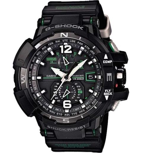 Часы Casio G-Shock GW-A1100-1A3 с компасом