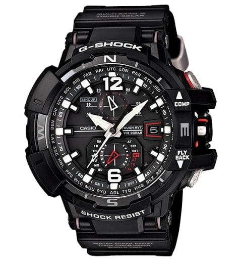 Часы Casio G-Shock GW-A1100-1A1 с компасом
