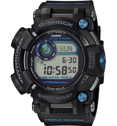 Часы Casio G-Shock GWF-D1000B-1E с компасом