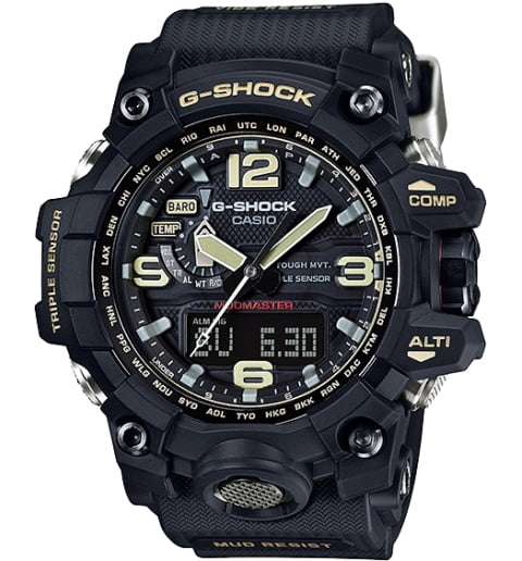 Casio G-Shock GWG-1000-1A с термометром