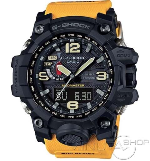 Тактические Casio G-Shock GWG-1000-1A9