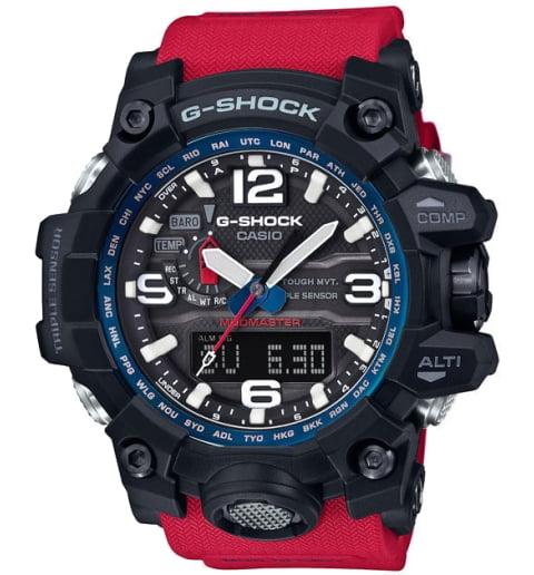 Тактические Casio G-Shock GWG-1000RD-4A