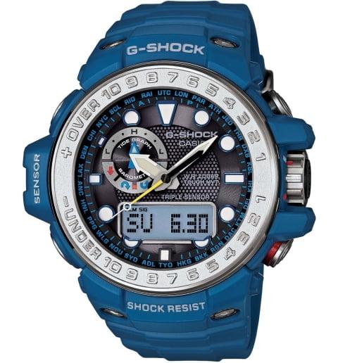 Часы Casio G-Shock GWN-1000-2A с компасом