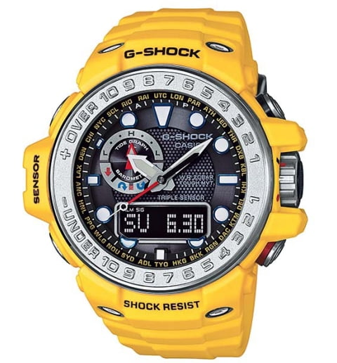 Тактические Casio G-Shock GWN-1000-9A