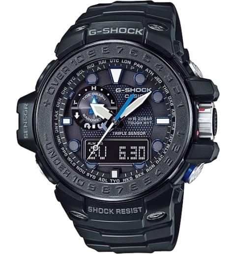 Часы Casio G-Shock GWN-1000C-1A с компасом