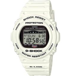 Casio G-Shock GWX-5700CS-7E с лунным календарем