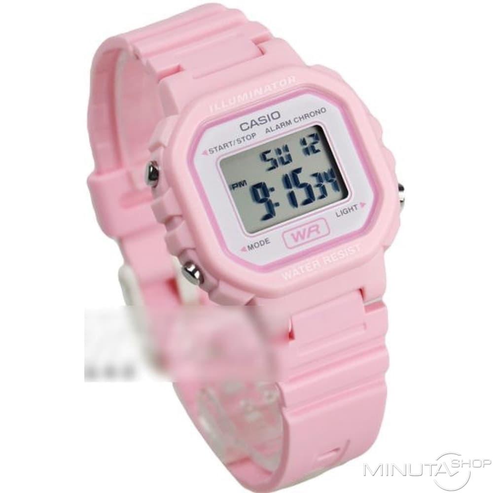Часы Casio Collection LA-20WH-4A1 Купить По Ценам MinutaShop 24e4c6abc64