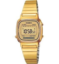 Женские прямоугольные Casio Collection LA-670WEGA-9E
