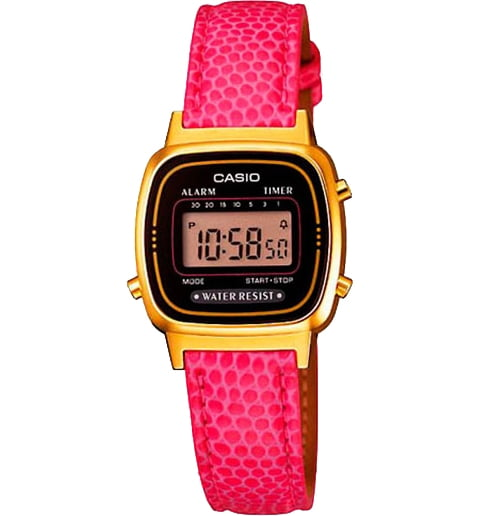 Casio Collection LA-670WEGL-4A