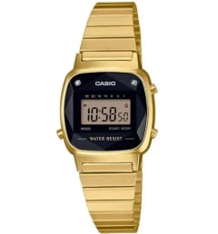 Бочкообразные Casio Collection LA-670WGAD-1