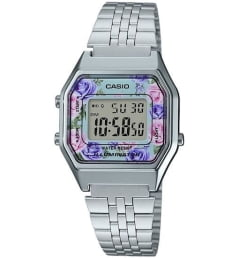 Бочкообразные Casio Collection LA-680WA-2C