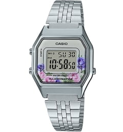 Бочкообразные Casio Collection LA-680WA-4C