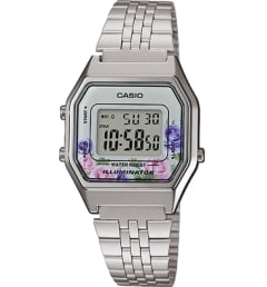 Бочкообразные Casio Collection LA-680WEA-4C