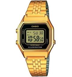 Квадратные Casio Collection LA-680WEGA-1E