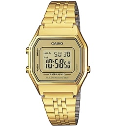 Квадратные Casio Collection LA-680WEGA-9E