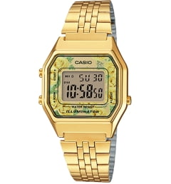 Бочкообразные Casio Collection LA-680WGA-9C