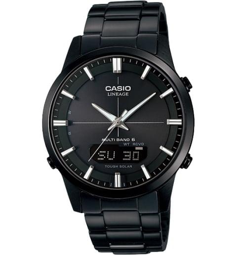 Часы Casio Lineage LCW-M170DB-1A на солнечной атарее