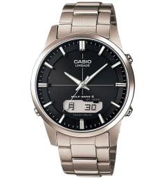 Часы Casio Lineage LCW-M170TD-1A с титановым браслетом