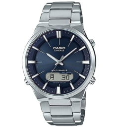 Casio Lineage LCW-M510D-2A с радиосигналом точного времени