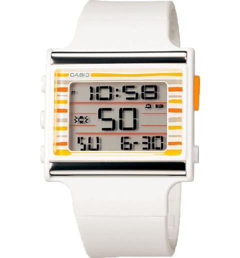 Дешевые часы Casio POPTONE LDF-12-7C