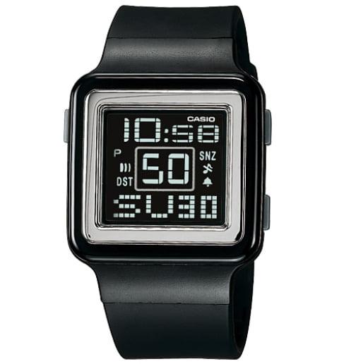 Квадратные часы Casio POPTONE LDF-20-1A