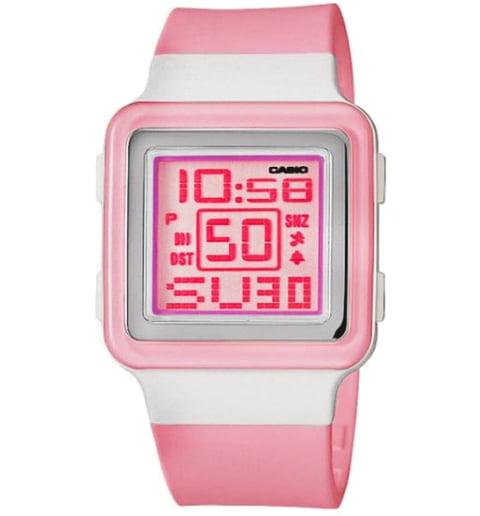 Дешевые часы Casio POPTONE LDF-20-4A