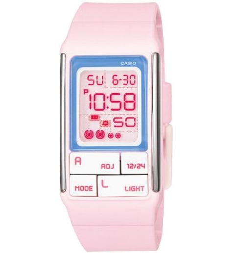 Дешевые часы Casio POPTONE LDF-51-4A