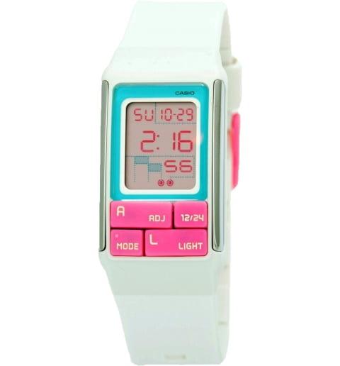 Дешевые часы Casio POPTONE LDF-51-7C